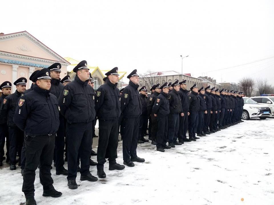 У Ковелі патрульні оформили адмінматеріалів майже на 130 тисяч гривень