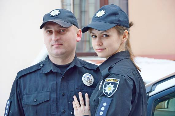 #policelovestory про подружжя дільничних офіцерів поліції з Луцька
