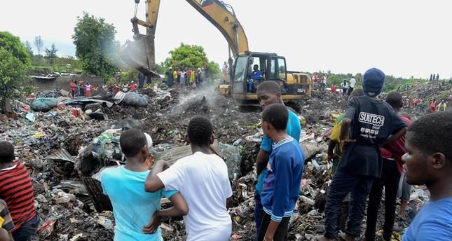 У Мозамбіку 17 людей загинули через обвал сміттєзвалища