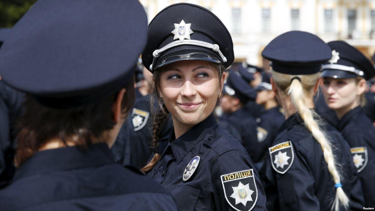 Більшість заяв до лав патрульної поліції Волині подають жінки