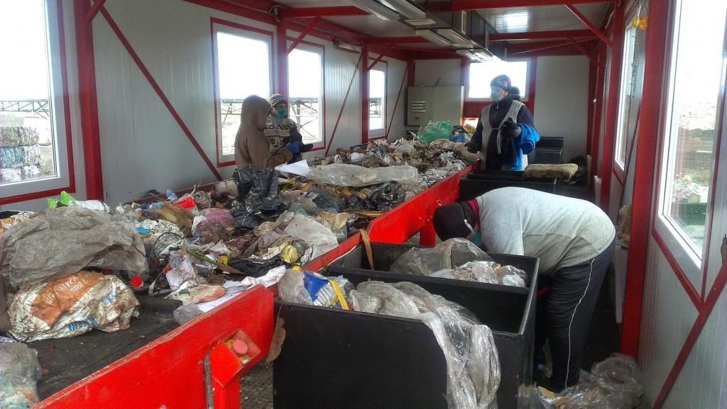 Для Луцька придбали сміттєсортувальну лінію майже за 6 мільйонів гривень