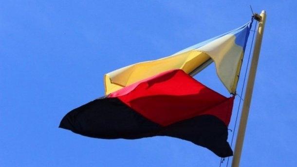 У Ковелі прийняли рішення вивішувати червоно-чорний прапор