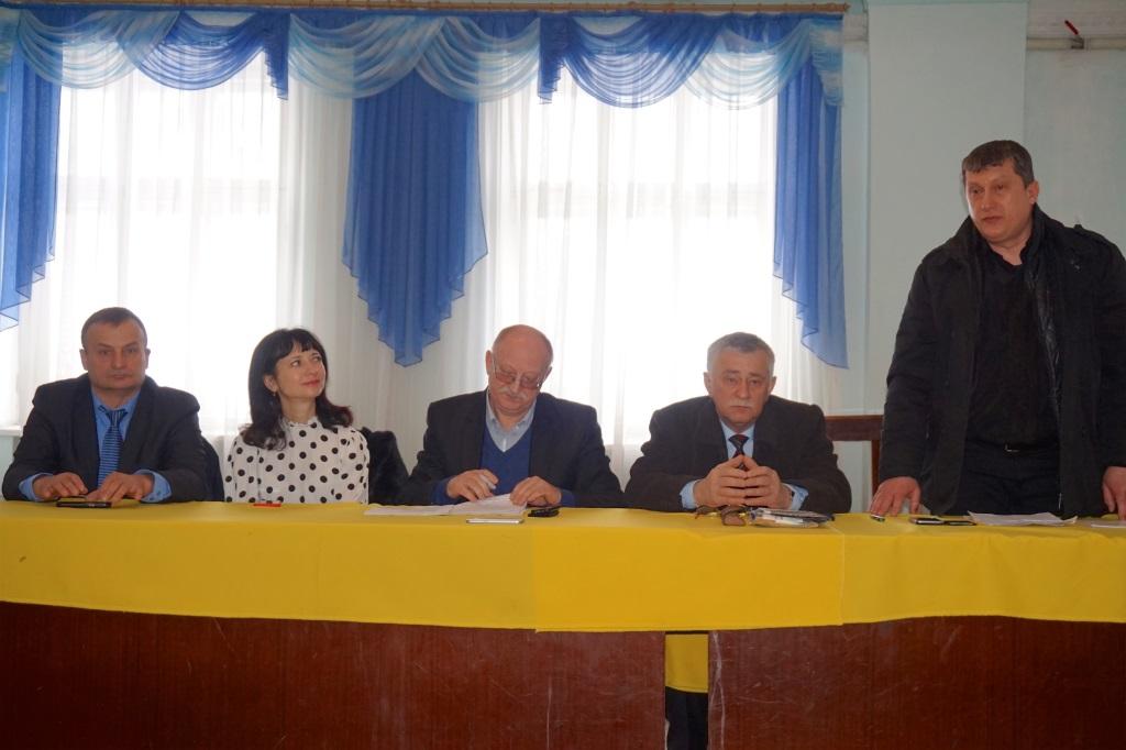 Децентралізатори обговорили майбутнє об'єднання Локачинської ОТГ