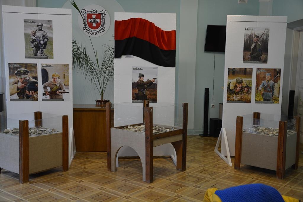 У Луцьку оприлюднили картотеку ліквідованих членів ОУН-УПА з архівів КГБ. ФОТО