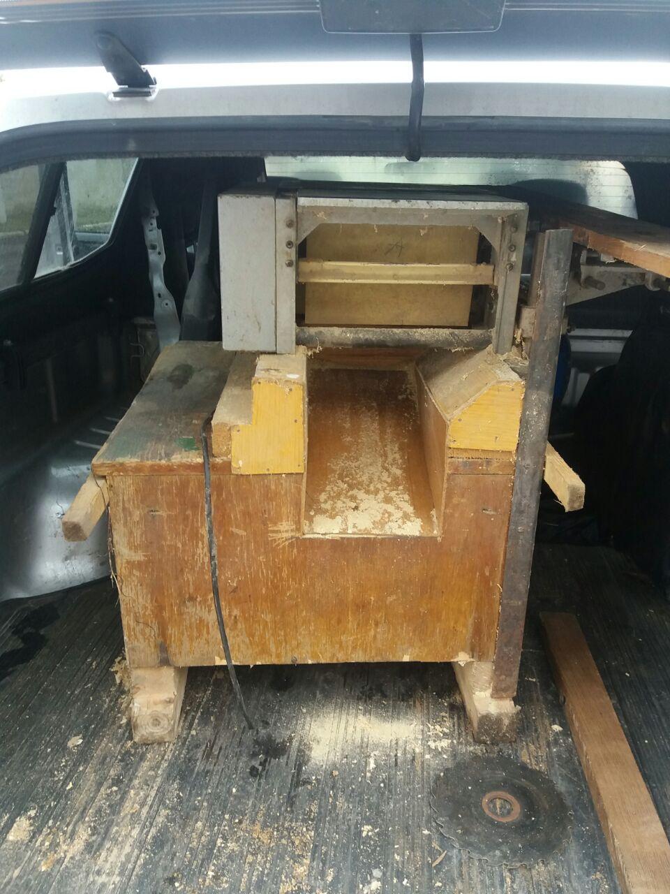 На Волині поліція розкрила крадіжку деревообробного станка