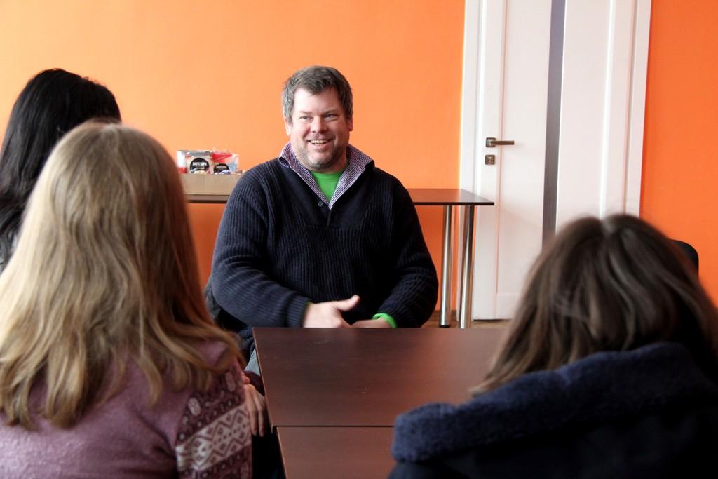 Волонтер Корпусу Миру США поділився враженнями про Луцьк