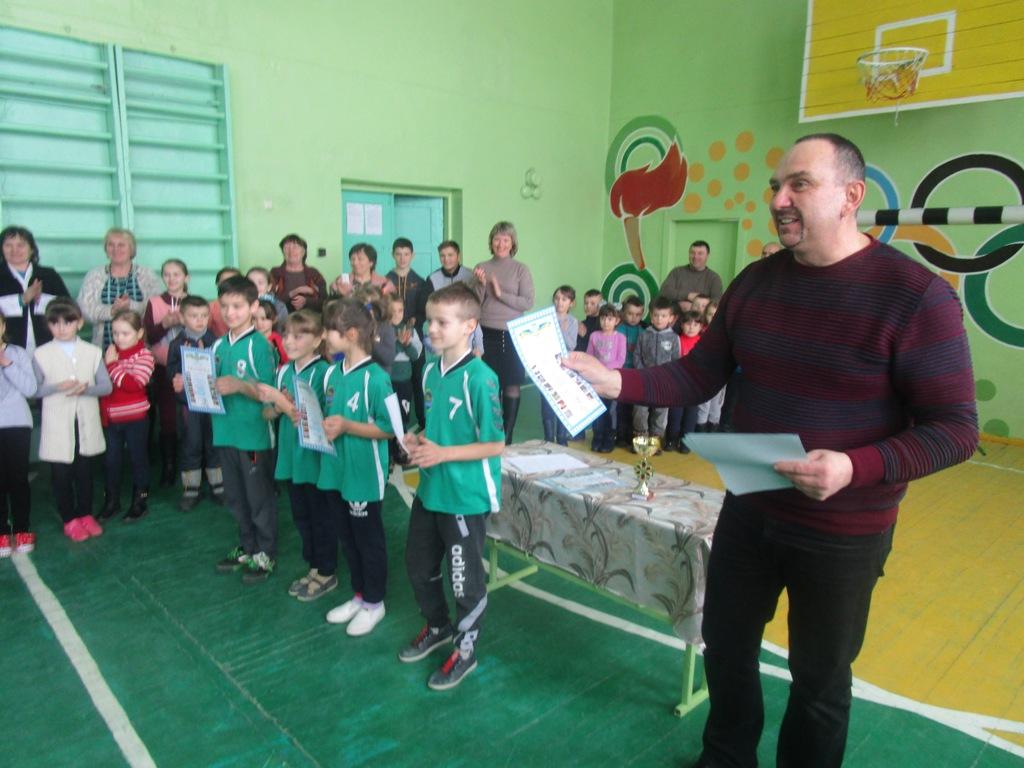 На Волині для школярів провели спортивний фестиваль. ФОТО