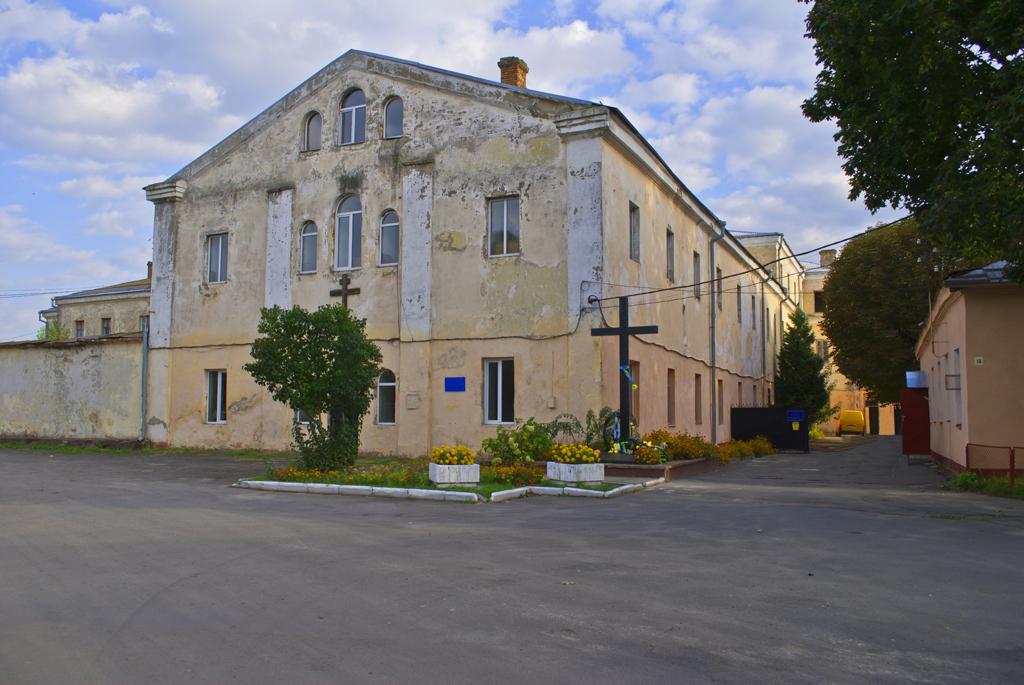 У Луцьку обговорять ремонтні роботи у «Монастирі бригідок»