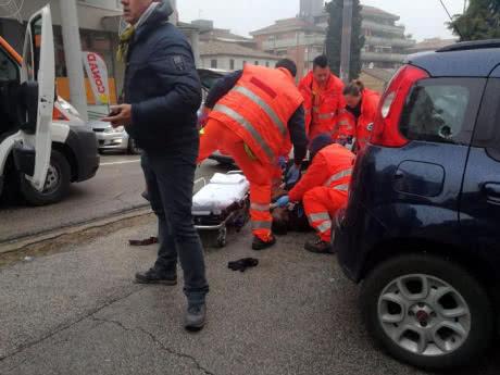 Поліція Італії затримала зловмисника, який стріляв з машини по мігрантах