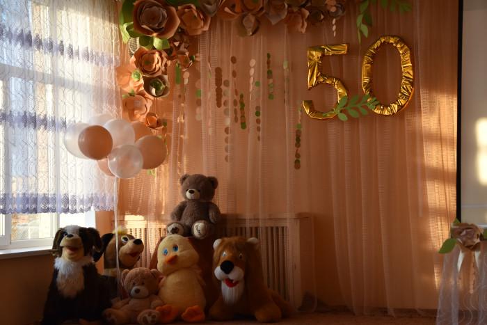 Луцький дитсадок відсвяткував 50-річчя. ФОТО