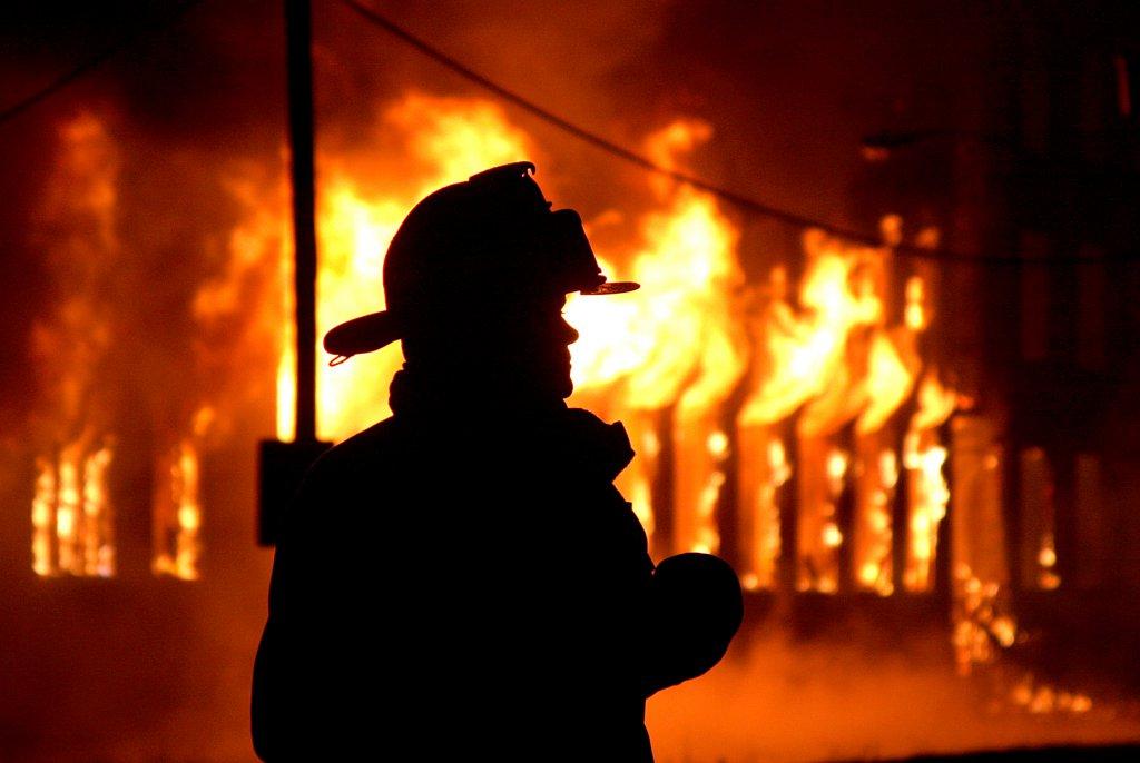 Рятувальники Волині за минулий тиждень ліквідували 17 пожеж