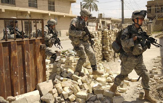 США почали виведення військ з Іраку