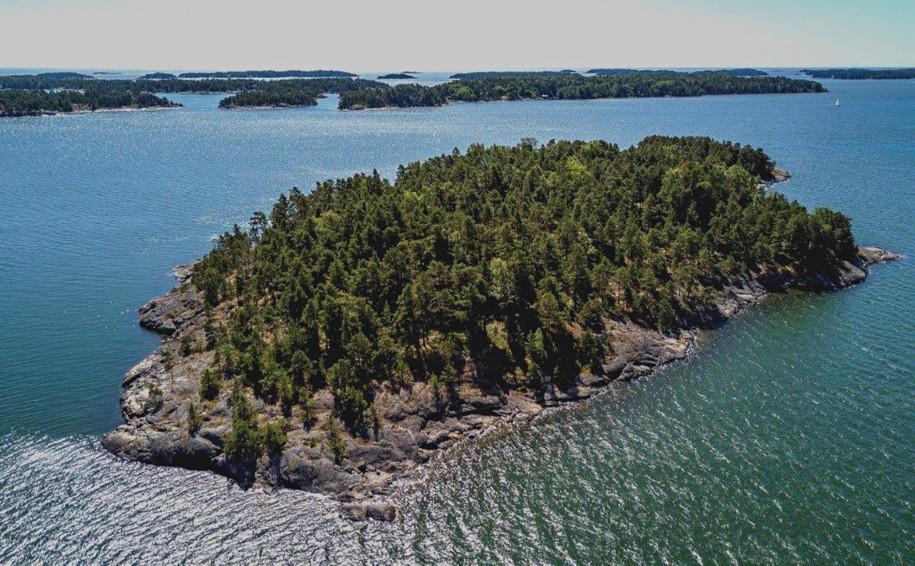 Біля берегів Фінляндії з'явиться острів-курорт тільки для жінок