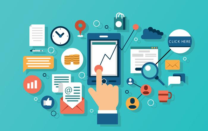 Сфера інтернет-маркетинг: динаміка змін та сучасний стан