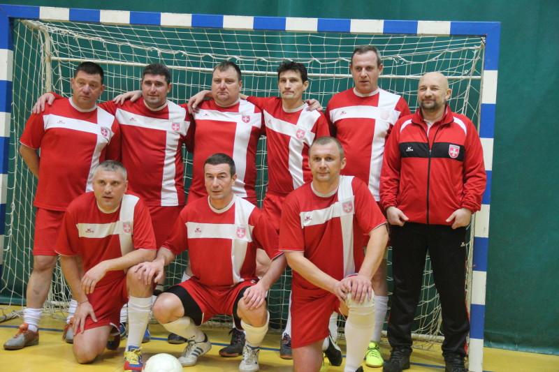 Лучани взяли участь у міжнародному турнірі з футзалу