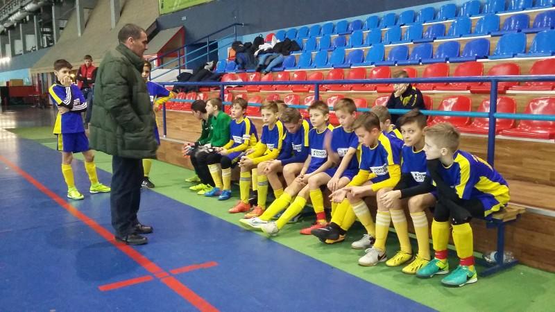 Лучани отримали перемогу чемпіонаті України з футзалу