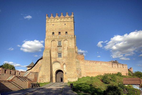 У Луцьку оголосили конкурс туристичних проектів