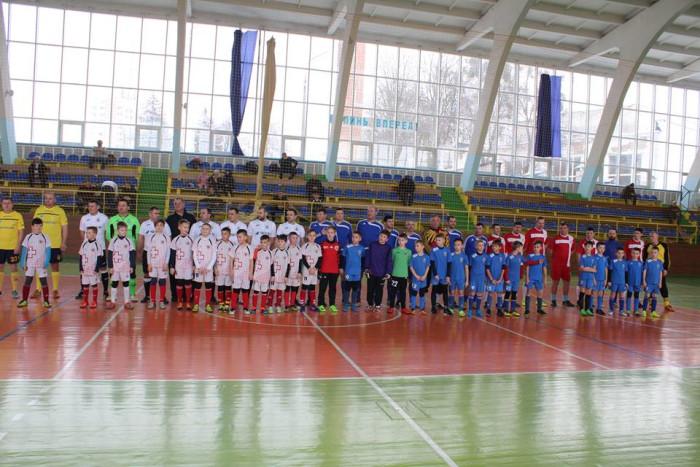 У Луцьку підбили підсумки турніру з футзалу пам'яті Миколи Романюка. ФОТО