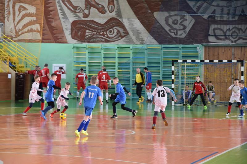 У Луцьку – турнір з футзалу пам'яті Миколи Романюка. ФОТО