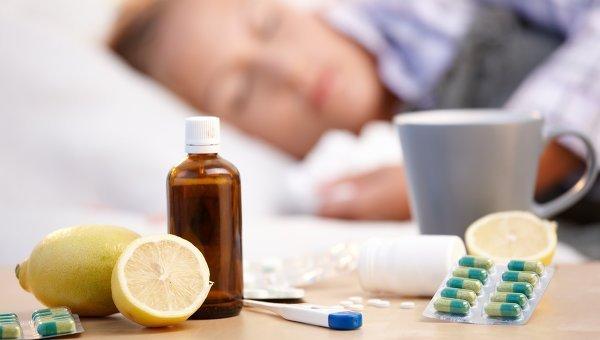 На Волині зросла кількість хворих на грип та ГРВІ