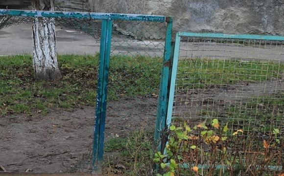 У Луцьку просять встановити паркан для дитсадка – обіцяли це ще у 2017 році