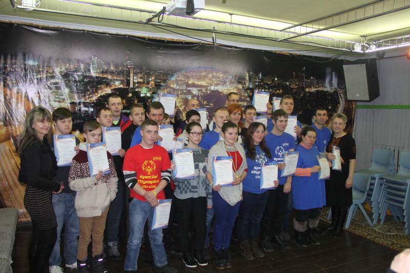 У Луцьку провели особливий турнір з шашок. ФОТО