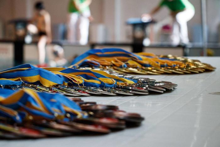 Юні лучани показали хороші результати на змаганнях з плавання. ФОТО