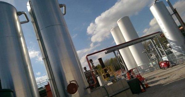 У Британії побудують енергосховища на скрапленому повітрі