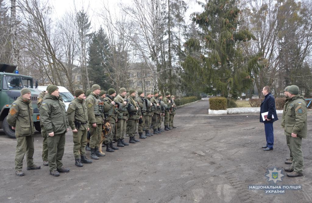 На Волині правоохоронці посилили охорону бурштину. ФОТО