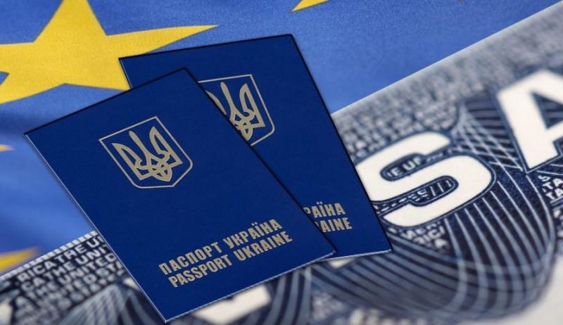 Майже півмільйона українців скористалися безвізовим режимом