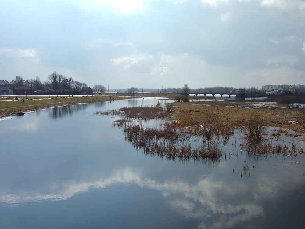 Волинян попереджають про небезпеку паводків та підтоплень