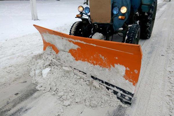 У Луцьку на послуги з прибирання снігу можуть витратити майже мільйон гривень