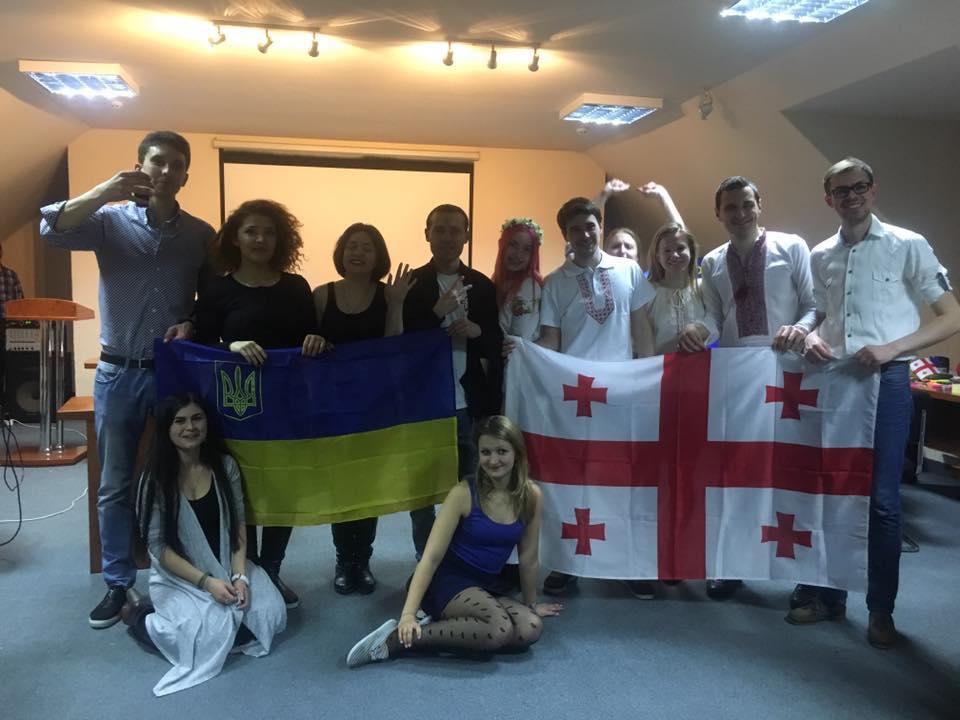 Як знайти друзів у всій Європі, вивчити англійську і стати європейцем. ФОТО
