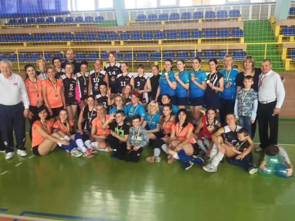 У Луцьку відбувся всеукраїнський турнір з волейболу. ФОТО