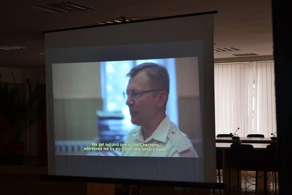 У Луцьку показали документальний фільм про Крим
