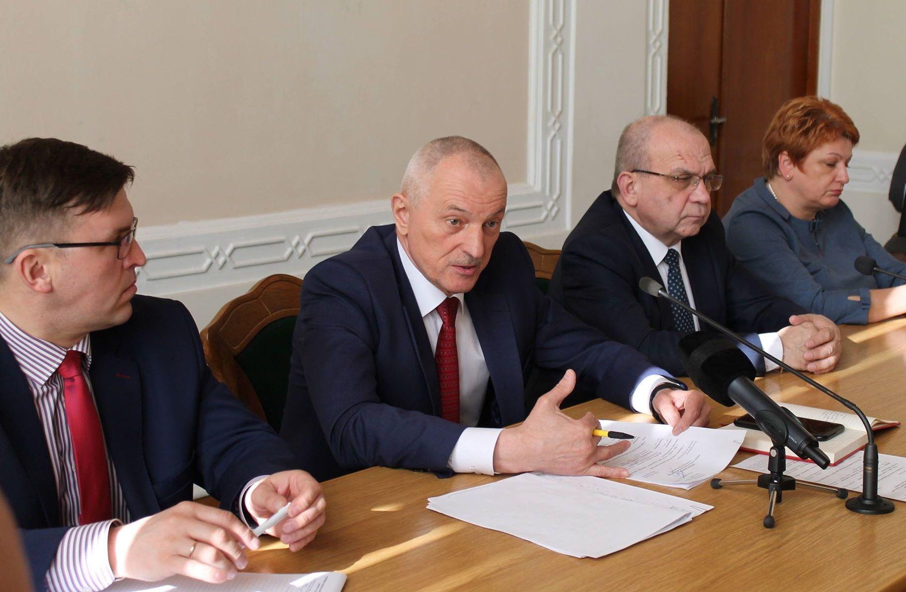 Олександр Савченко та Володимир Гунчик працюватимуть в тандемі