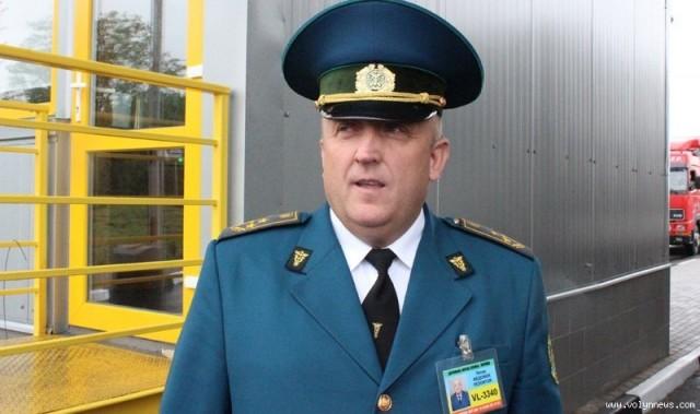 Волинський митник, який зводить будинок у Шацьку, отримав матеріальну допомогу