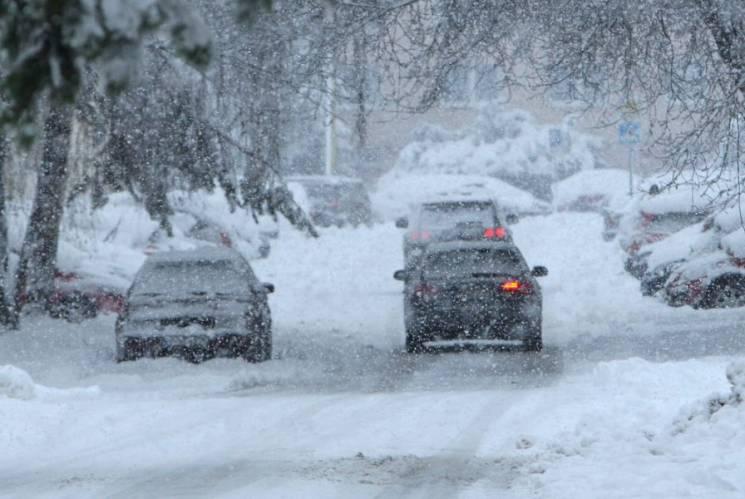Волинян попереджають про різке погіршення погоди