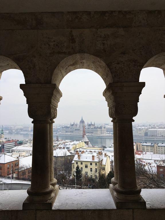 Будапешт та Відень очима волинської студентки. ФОТО