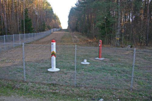 Польща у вересні почне будувати паркан на кордоні з Україною