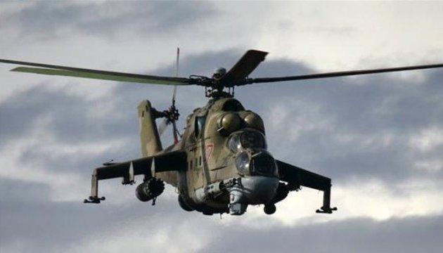 В Іраку розбився американський військовий гелікоптер