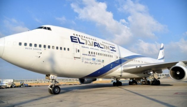 В ізраїльському аеропорту зіткнулися два літаки. ВІДЕО