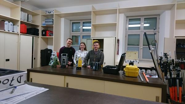 Студенти Лесиного університету працювали над розробкою наукового проекту в Німеччині