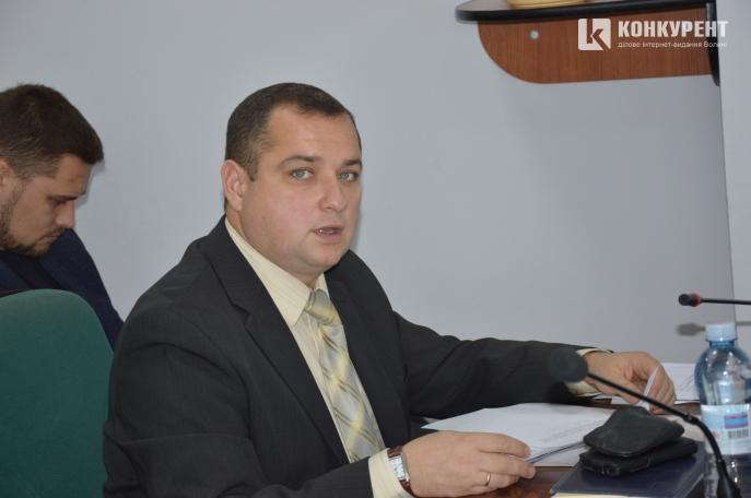 Чим володіє директор департаменту економічної політики Луцькради