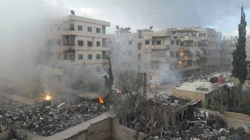 У Сирії понад 100 людей загинули унаслідок авіаударів