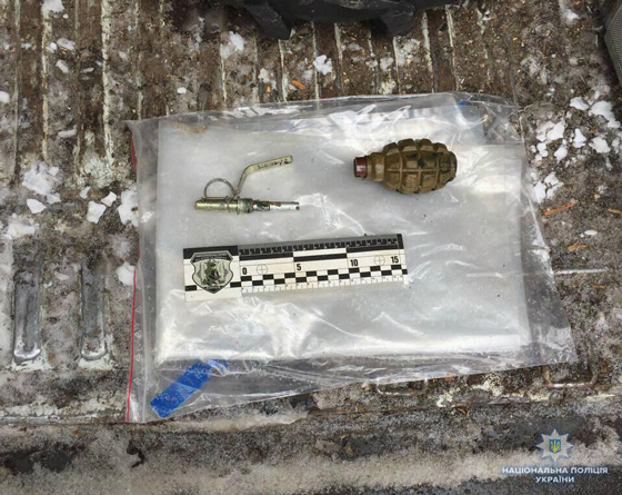 Волинянину за незаконне зберігання боєприпасів загрожує кримінальна відповідальність