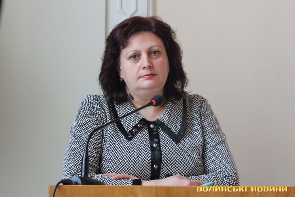 Декларація очільниці департаменту соцзахисту Волинської ОДА: сім'я збагатилась на дві квартири та гараж за один місяць