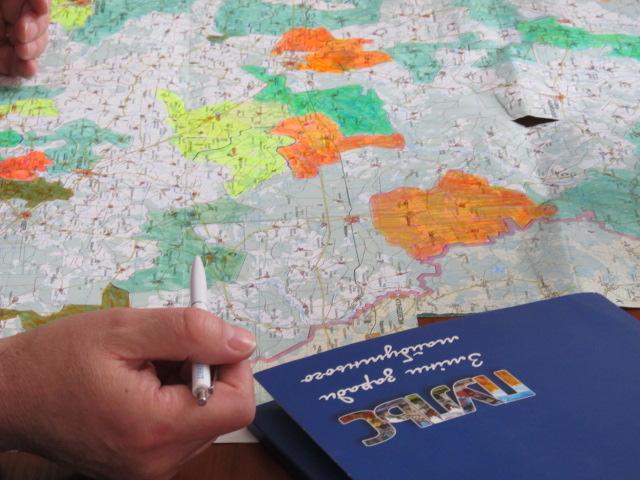Маневицька ОТГ цьогоріч може з'явитися на карті Волині
