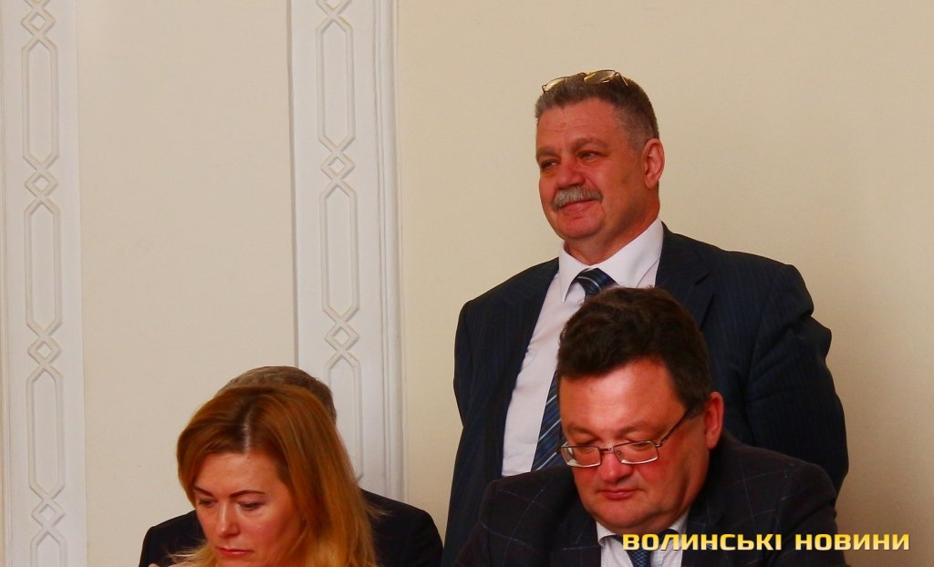 Що у декларації радника нового голови Волинської ОДА