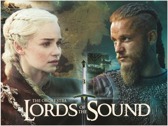 «Lords of the Sound» їдуть у Луцьк з програмою «Music is Coming»